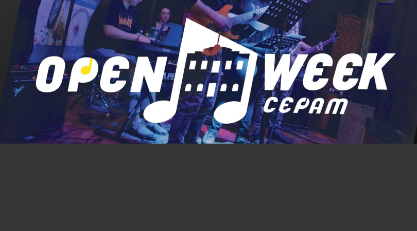 CEPAM OPEN WEEK 2019-2020