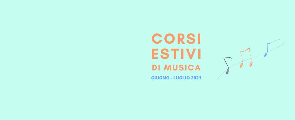 CORSI ESTIVI 2021